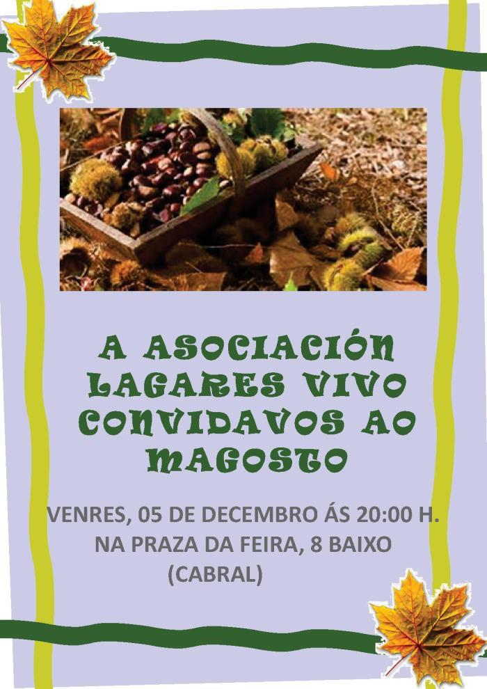 Cartel Magosto 2014